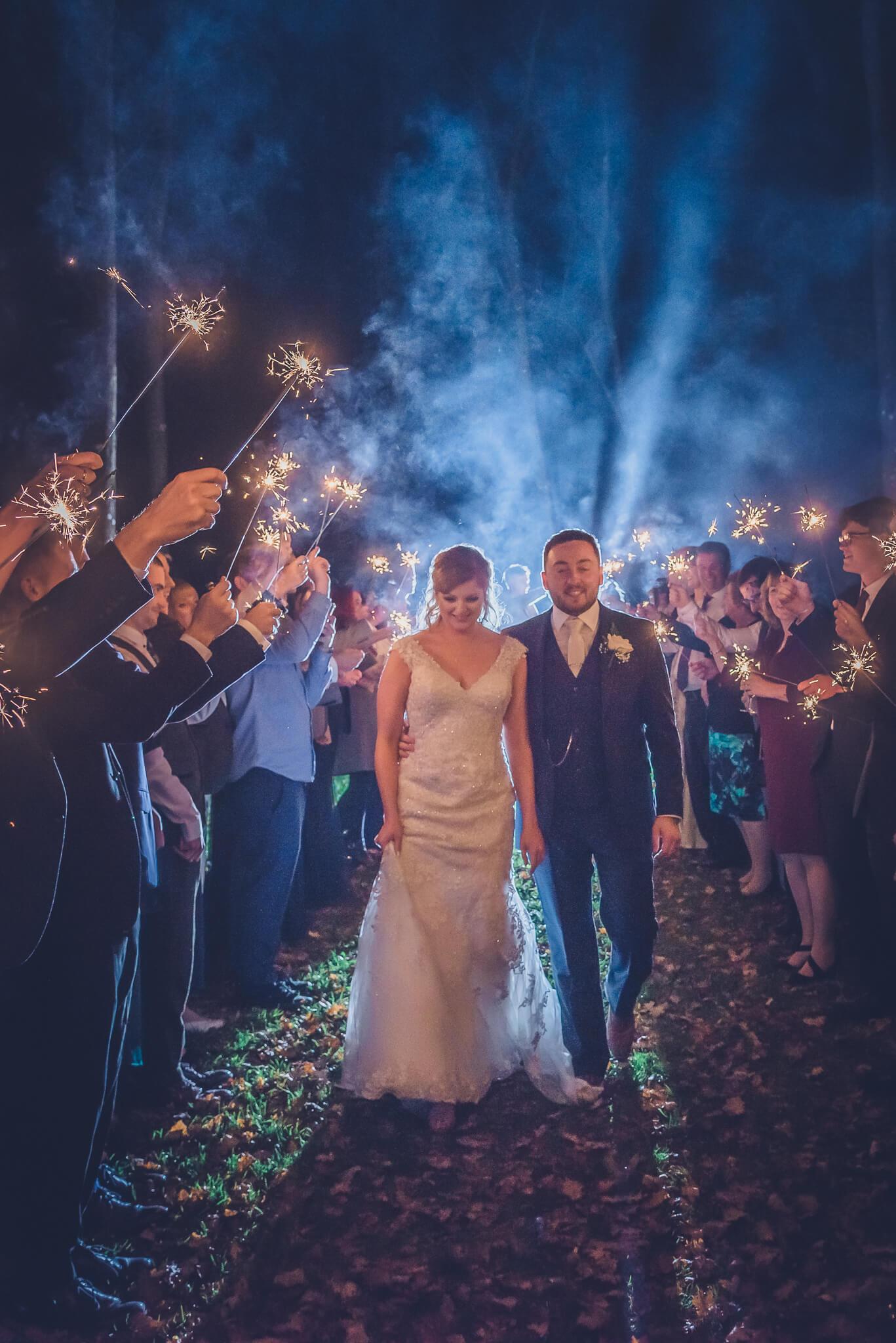Wedding cake photo by Ryan Hewett Photography