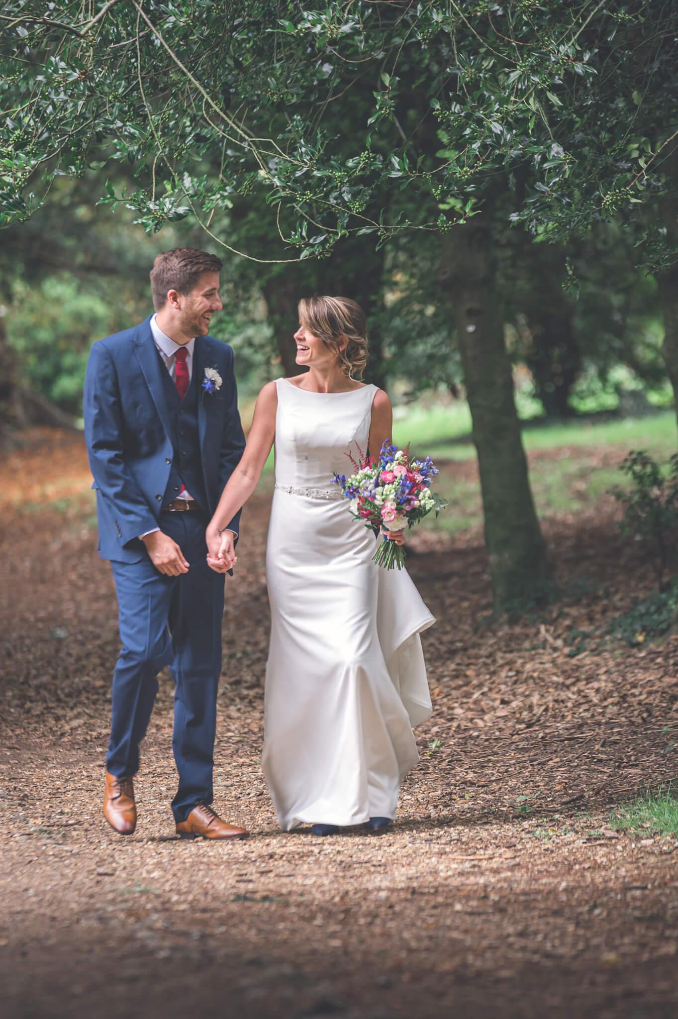 Wedding dress photo by Ryan Hewett Photography